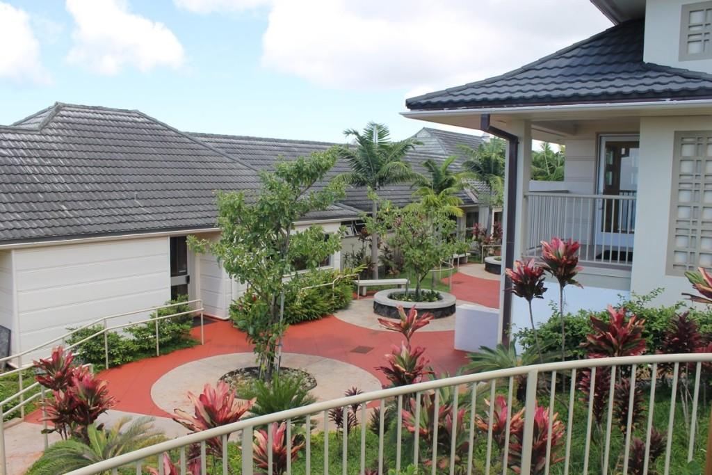 Maunalani Courtyard
